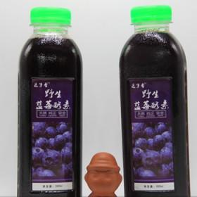 野生蓝莓无水酵素一瓶500毫升