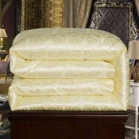 罗莱蚕丝被品牌桑蚕丝被多规格8斤 6斤重冬被被芯