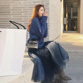 裙子两件套装连衣裙chic网红女神范软妹慵懒