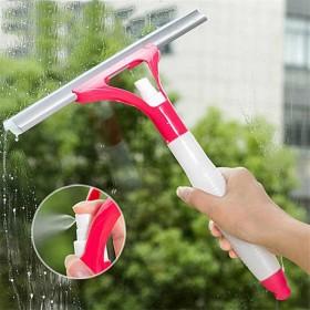 3个玻璃刮水器 自带喷壶 多功能 窗户 汽车 清洁