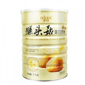 多合猴头菇蛋白粉1000g 成人男女中老年滋补营养