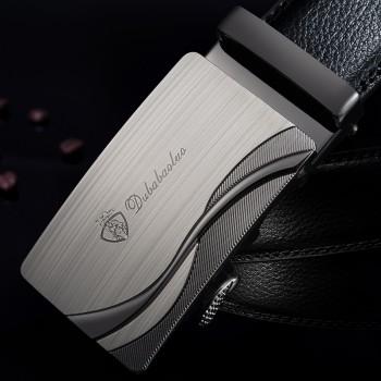 男士商务自动扣皮带韩版休闲裤腰带百搭男皮带