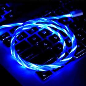 抖音流光数据线追光线适用于安卓苹果typec华为