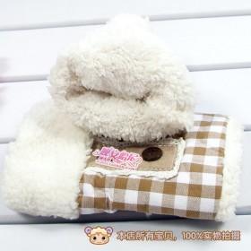 手套女冬加绒加厚防风保暖可爱卡通学生韩版针织
