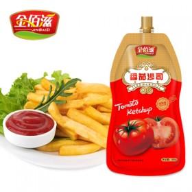 【买1送1】金佰滋 挤压装番茄沙司320g