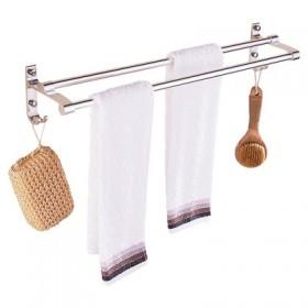免打孔卫生间厕所太空铝吸壁盘式挂
