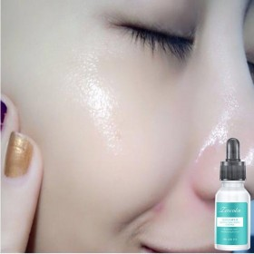 收缩毛孔精华液补水保湿去黑头控油清洁修复毛孔粗大