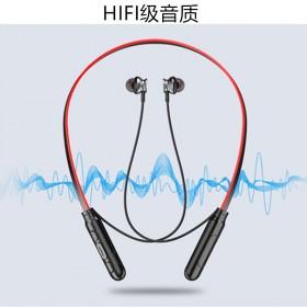无线挂脖式蓝牙耳机立体声HIFI音质防水运动