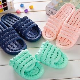 缀新品拖鞋男女夏季家用室内浴室防滑洗澡软底居家