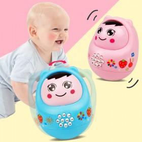 【婴幼儿早教机不倒翁】【85个内容】宝宝益智玩具小
