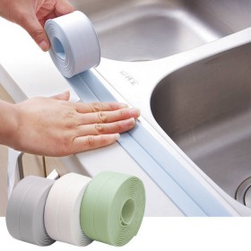 【买二送一买三送二】厨房防水条美缝贴水槽贴防霉胶带