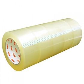 【5大卷】透明胶带高粘不断封箱带快递打包装饰宽胶带
