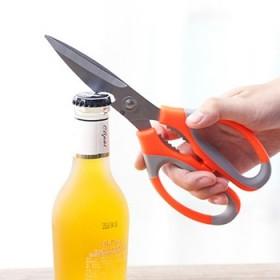 不锈钢剪刀强力剪鸡骨剪刀厨房剪刀厨房多用剪刀