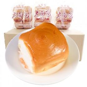 手工老面包营养早餐手工自然发酵烤至金黄比馒头还便宜