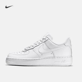耐克男鞋運動鞋女鞋空軍一號小白鞋情侶鞋AF1