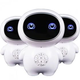 小童智能机器人早教机多功能对话高科技儿童语音wif