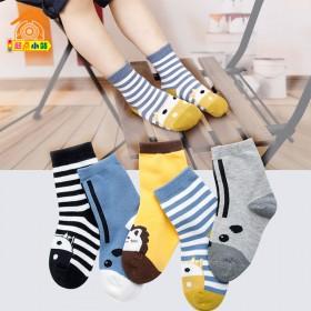 秋冬童袜男女中筒儿童袜子小孩袜子宝宝袜