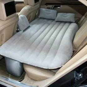 加厚植绒连体款车载充气床汽车床垫车震床气垫床