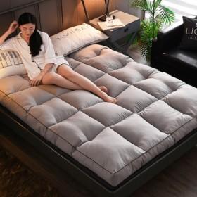 羽绒棉床垫可折叠软垫双面用榻榻米垫子