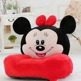 卡通可爱儿童沙发宝宝凳子懒人座椅卡通毛绒玩具儿童