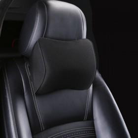 汽车头枕护颈枕3D记忆棉靠枕头车载车用靠垫
