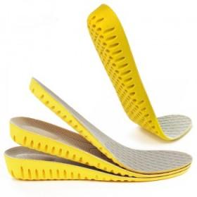 2双装 增高鞋垫 隐形内增高鞋垫 透气舒适