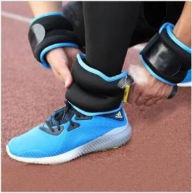 跑步负重沙袋绑腿绑手运动训练可调节装备健康复隐形绑