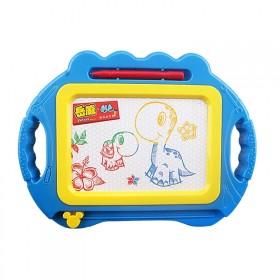 儿童画板宝宝彩色磁性画板涂鸦板磁性写字板儿童玩
