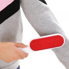一件包邮 双面静电刷衣物毛呢大衣除尘刷毛器去毛刷