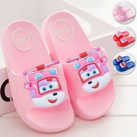 艾贝候儿童凉拖鞋宝宝浴室拖鞋可爱小孩防滑室内卡通男