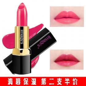 形象美保湿不脱色口红女持久定妆彩妆美妆魅惑唇釉膏