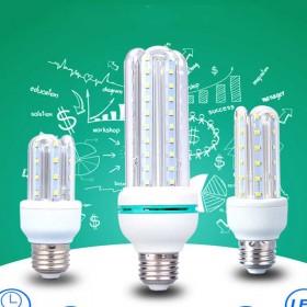 LED U型玉米灯 节能灯 灯泡 球泡螺旋 E27