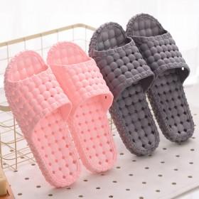 居家凉拖鞋女夏季室内防滑男家居软底浴室洗澡家用外穿