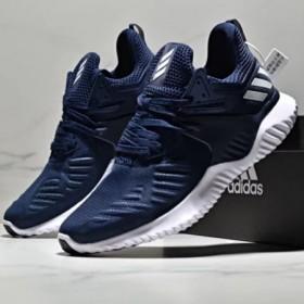 阿迪达斯/Adidas阿尔法系列软底运动鞋跑步鞋