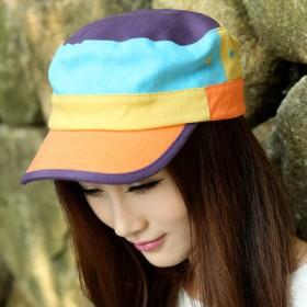 帽子女夏天休闲棒球帽休闲鸭舌帽太阳帽韩国遮阳帽
