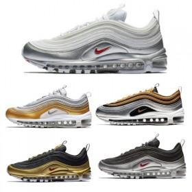 耐克/NIKEMAX97气垫鞋运动鞋跑步休闲鞋