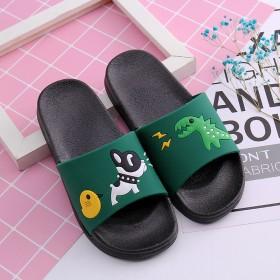 2019新款儿童软底防滑沙滩鞋时尚卡通花园鞋