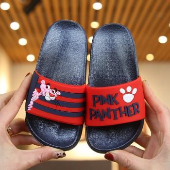 夏季儿童拖鞋男宝宝防滑软底室内家居凉拖鞋卡通可爱