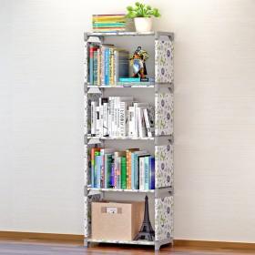 书架书柜置物架创意组合层架子落地儿童书橱