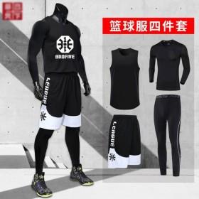 篮球服套装男个性定制潮