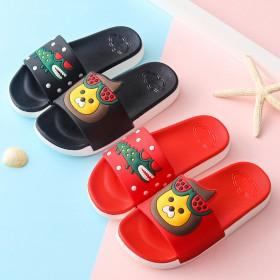 2019新款儿童卡通拖鞋防滑耐磨软底沙滩鞋一字拖