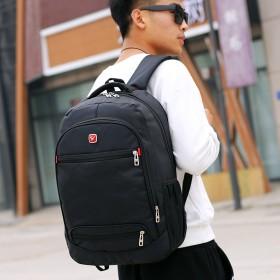 雙肩包男士背包大容量旅行包電腦休閑女時尚