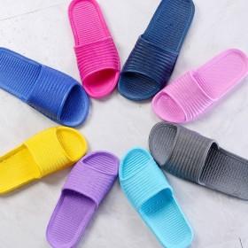 夏季男女情侣室内家居拖鞋浴室防滑居家洗澡托鞋轻便卧