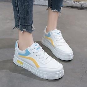 2019春季新款基础小白鞋女