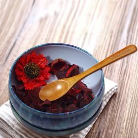 日式木制长柄搅拌勺子 酱料勺蜂蜜熬汤勺