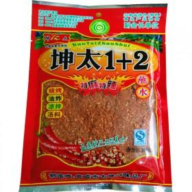 300g云南特产麻辣蘸水辣椒面贵州烧烤五香辣椒粉