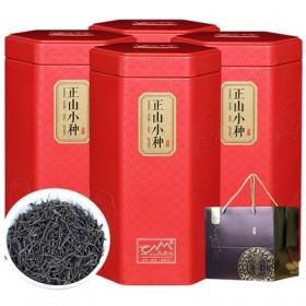 正山小种凤鼎红红茶125g罐装