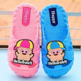 儿童拖鞋夏季 卡通可爱2019新款宝宝室内拖鞋防滑