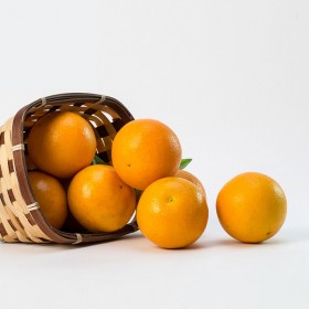 【10斤装】冰糖橙子湖南橙子新鲜水果脐橙手剥橙甜橙