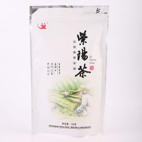 茶叶绿茶紫阳富硒茶毛尖茶陕西特产富硒绿茶袋装